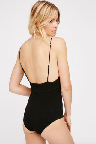 Tell It To The Heart Bodysuit by Free People