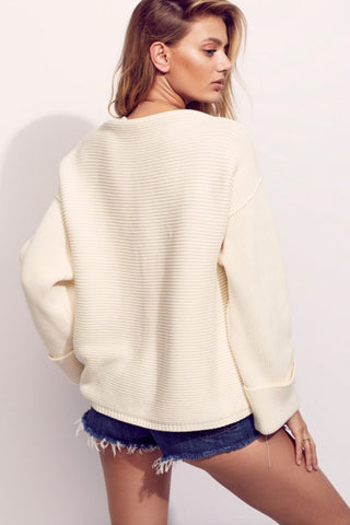 La Brea V-Neck Sweater by Free People