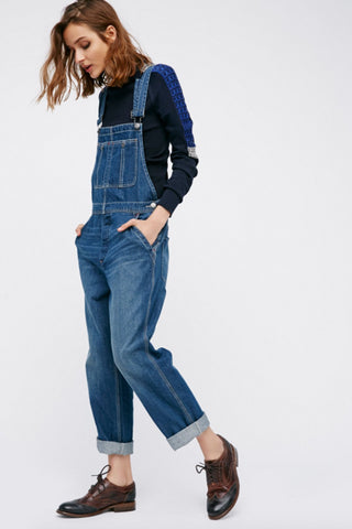 Boyfriend Overall by Free People