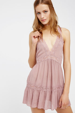 Look Of Love Slip by Free People - FINAL SALE
