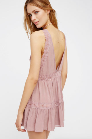 Look Of Love Slip by Free People