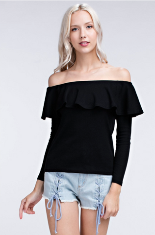 Salsa Nights Top