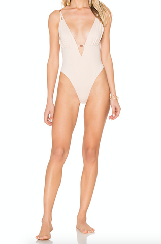 Blooming Dunes One Piece by Minkpink - FINAL SALE