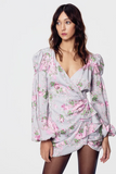 Jardin Floral Mini Dress by For Love & Lemons - FINAL SALE
