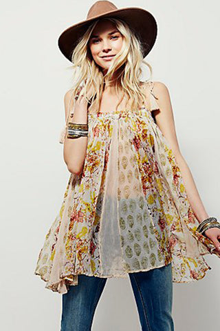 Secret Love Top by Free People - FINAL SALE