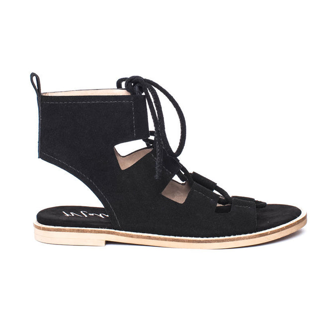 Shells Lace-Up Sandal by Matisse - FINAL SALE