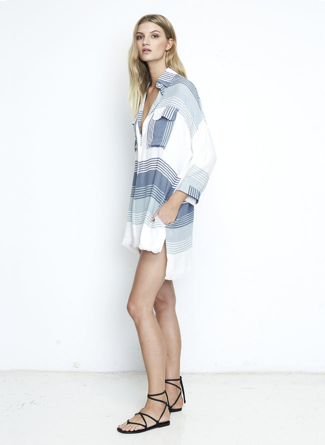 Baia Shirt Dress by Faithfull The Brand - FINAL SALE