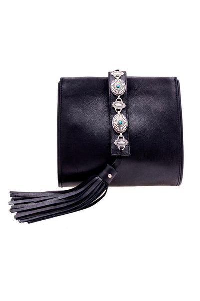 The Concho Bag by Vanessa Mooney x Sancia