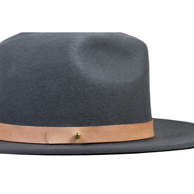 The Rocco Fedora by Lack of Color