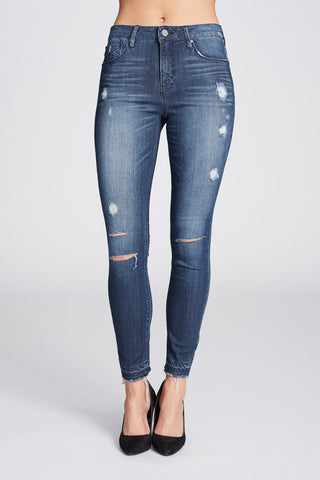 Olivia High Rise Skinny by Unpublished