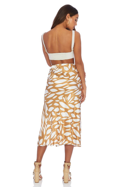 Val Midi Skirt by ELLEJAY - FINAL SALE