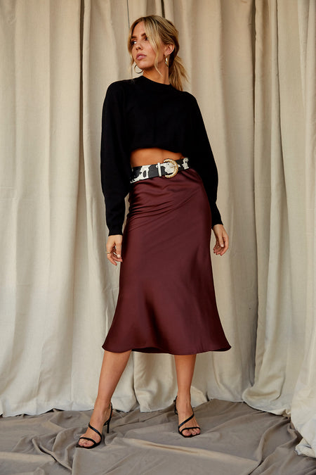 Flipping For You Skirt by Amuse Society - FINAL SALE