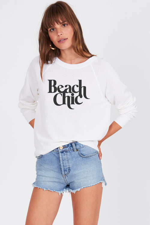Beach Chic Pullover by Amuse Society