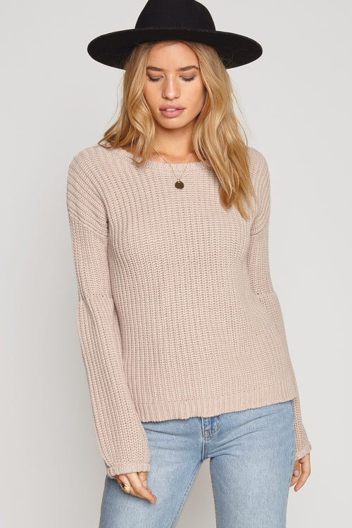 Braxton Sweater by Amuse Society - FINAL SALE
