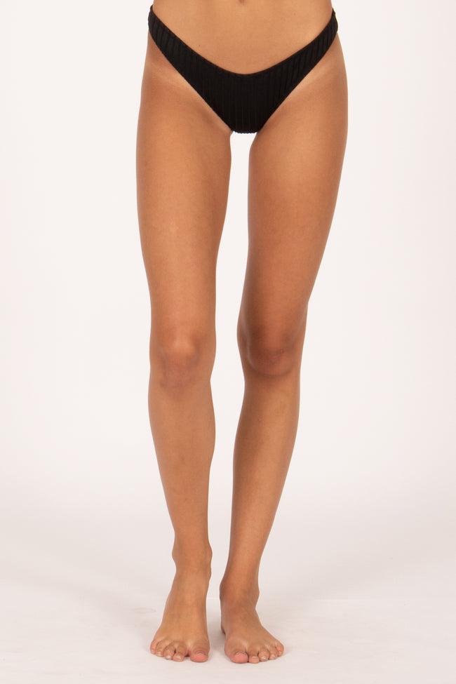 Cynthia High Hip Bottom by Amuse Society