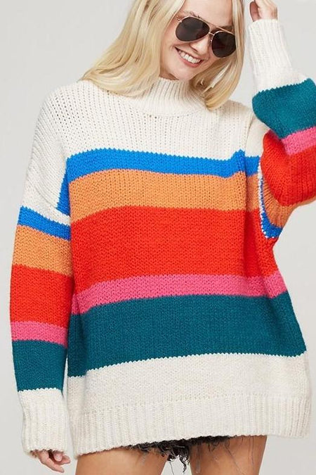 Drive In Sweater