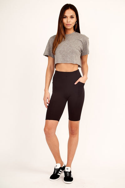 Long Beach Crop Top