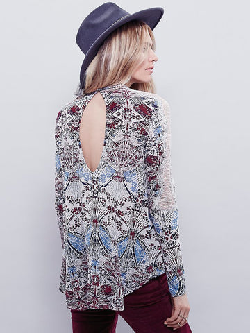 Nouveau Top by Free People - FINAL SALE