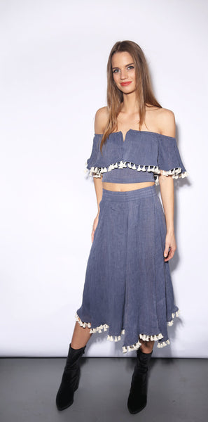 Shelly Skirt by East N West Label - FINAL SALE