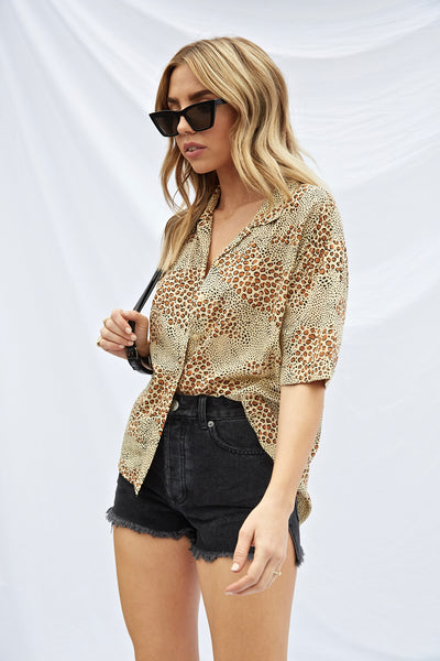 Wildcat Top by Amuse Society