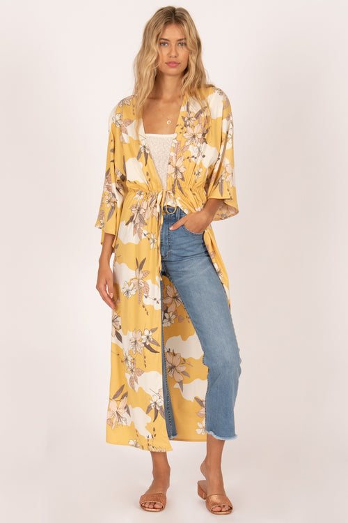 Ginger Kimono by Amuse Society - FINAL SALE
