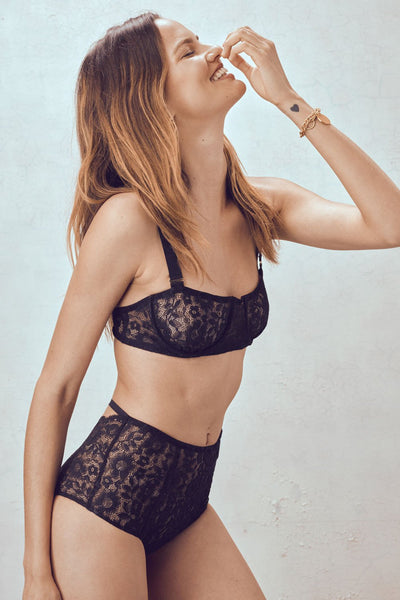 Havana Demi Underwire Bra by For Love & Lemons - FINAL SALE