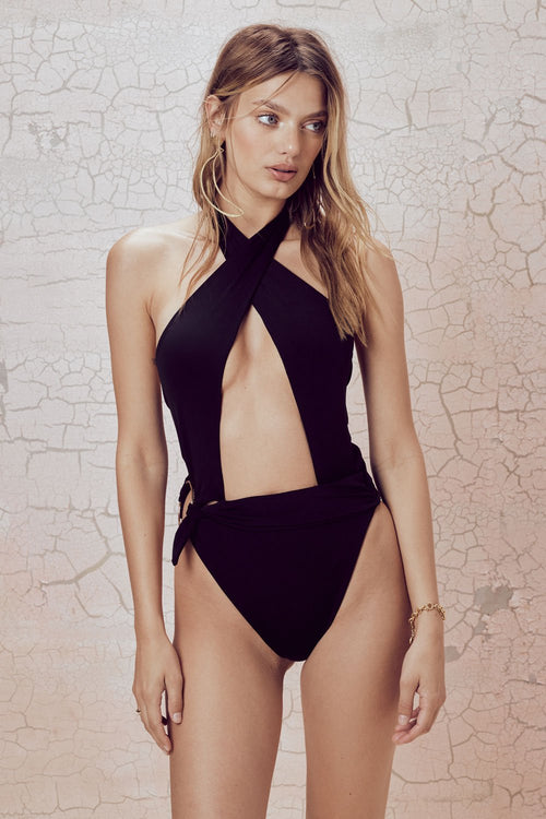 Havana One Piece by For Love & Lemons