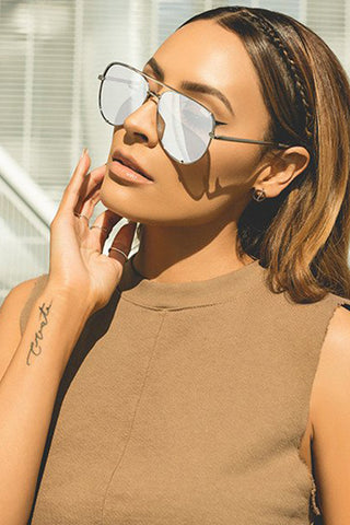 High Key Sunglasses by Quay x Desi Perkins