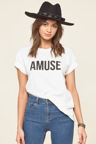 Iconic Tee by Amuse Society