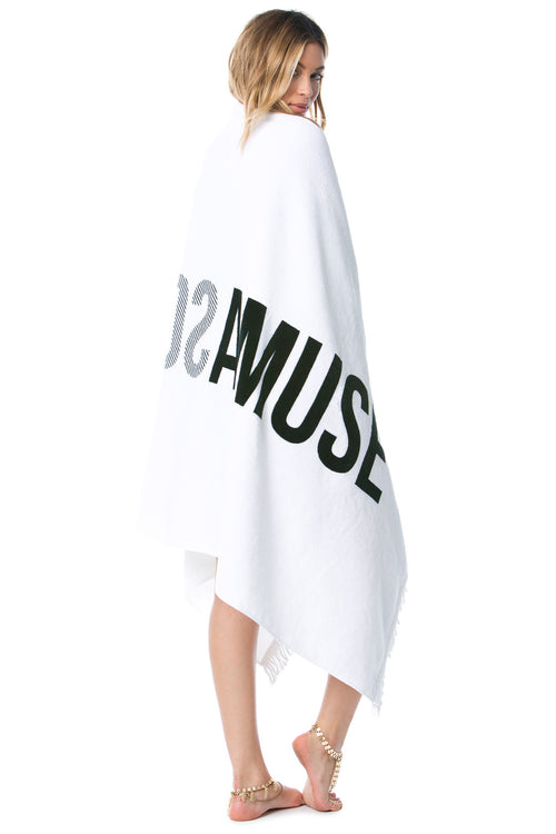 Iconic Towel by Amuse Society - FINAL SALE