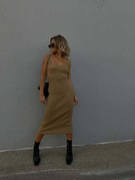 Meant To Be Midi Dress