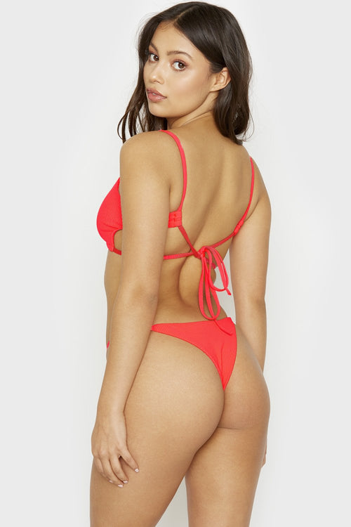 Willa Bottom by Frankies Bikinis - FINAL SALE