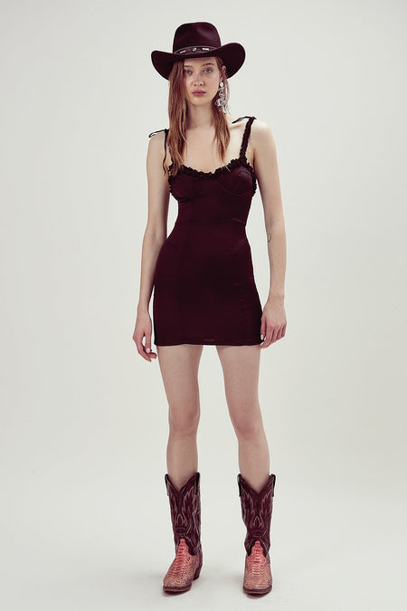 Fabienne Midi Dress by For Love & Lemons