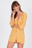 Liliana Romper by Amuse Society - FINAL SALE