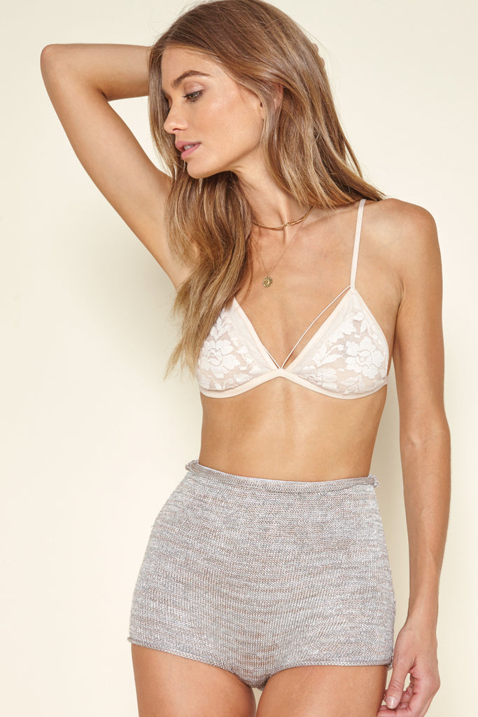 Merci Lace Bralette by Amuse Society