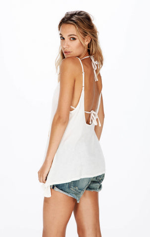 Nude Beach Bound Tank by WILDFOX - FINAL SALE