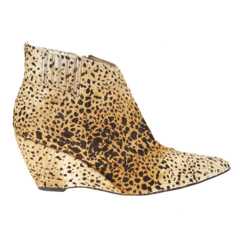 Nugent Ponyhair Ankle Boot by Matisse - FINAL SALE