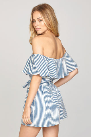 Overboard Romper by Amuse Society