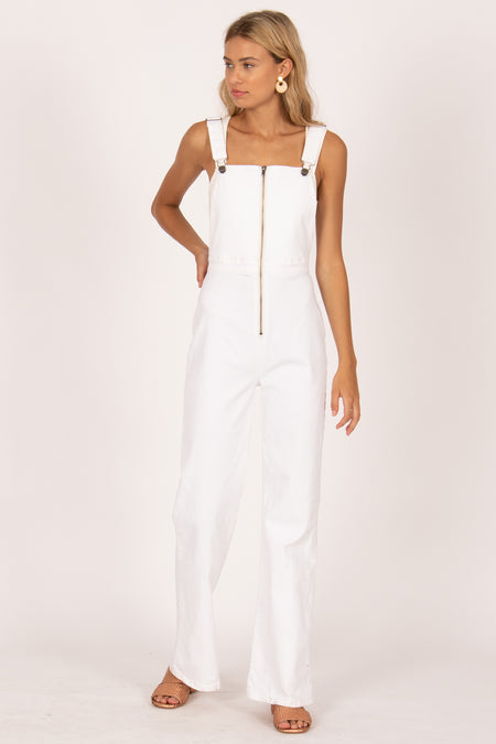 Square One Jumpsuit - FINAL SALE