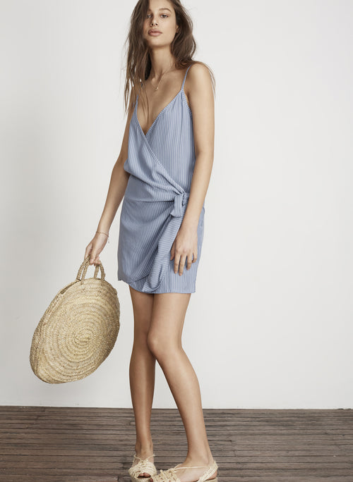 Kara Wrap Dress by Faithfull The Brand - FINAL SALE