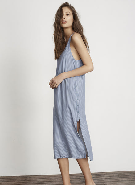 Blanc Midi Dress by Faithfull The Brand - FINAL SALE