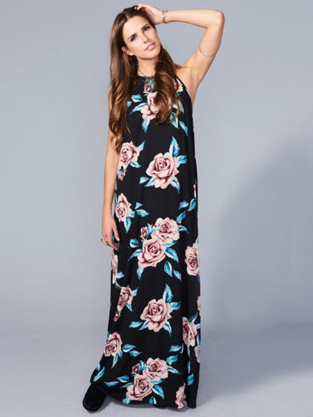 Flirtini Maxi Dress by Show Me Your Mumu - FINAL SALE