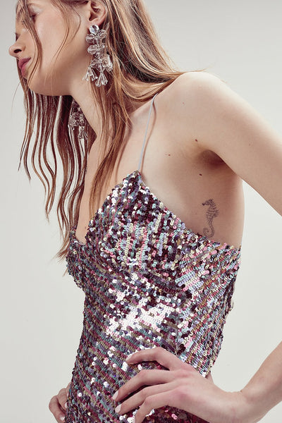 Showtime Mini Dress by For Love & Lemons