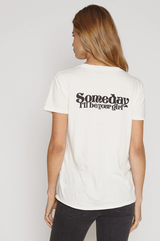 Someday Tee by Amuse Society