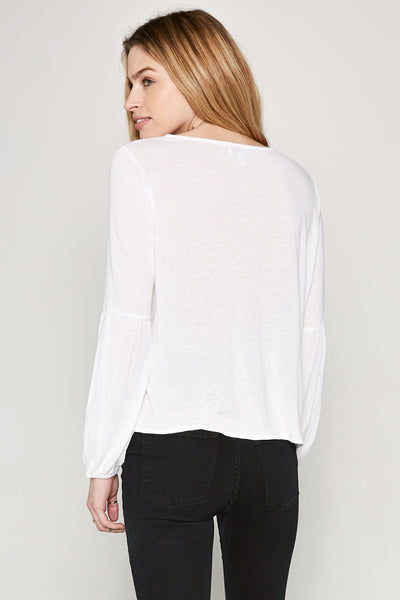 Spencer Knit Top by Amuse Society