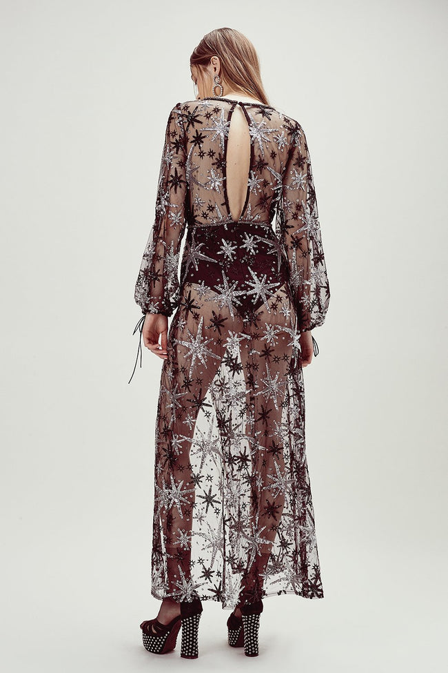 Stardust Maxi Dress by For Love & Lemons