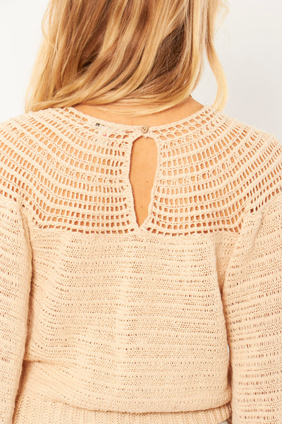 Stevie Knit Sweater by Amuse Society