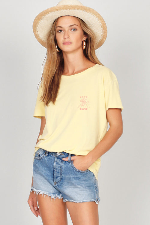 The Sweet Life Tee by Amuse Society