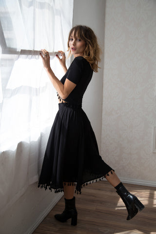 Frances Skirt by East N West Label