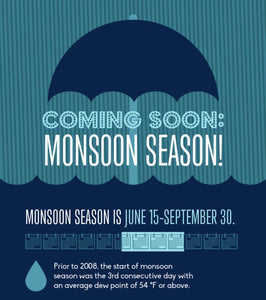 All About the North American Monsoon
